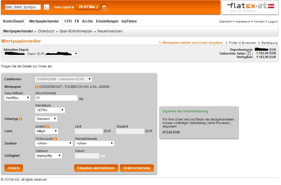Test online broker vergleich