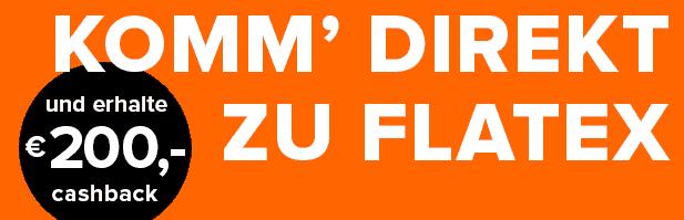 Flatex Aktion, Bonus von 200 €